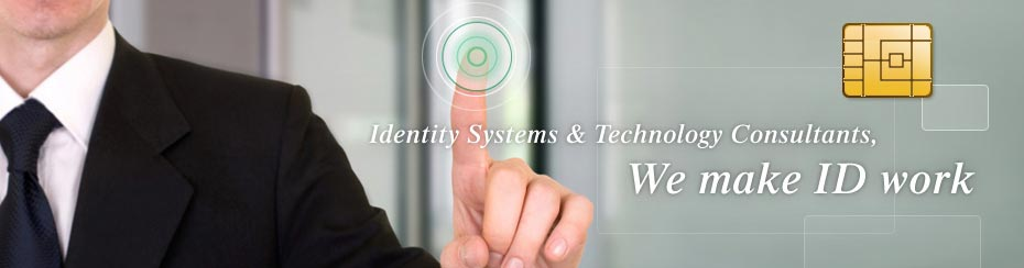 Identity Systems and Technology Consultants, We Make ID work - banner image | IDTP