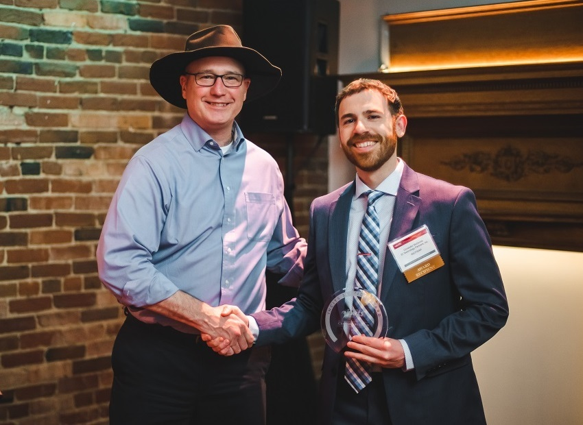 INCITS 2019 Service Award: Mr. McGinnis - Identification Technology Partners | IDTP